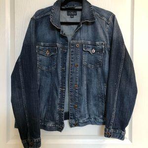 Lucky Brand Jean Jacket Plus-Size